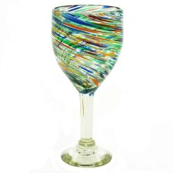 Carnival Wine Glasses (Pack of 4)
