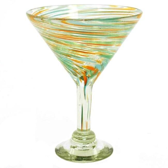 Calypso Martini Glasses (Pack of 4)