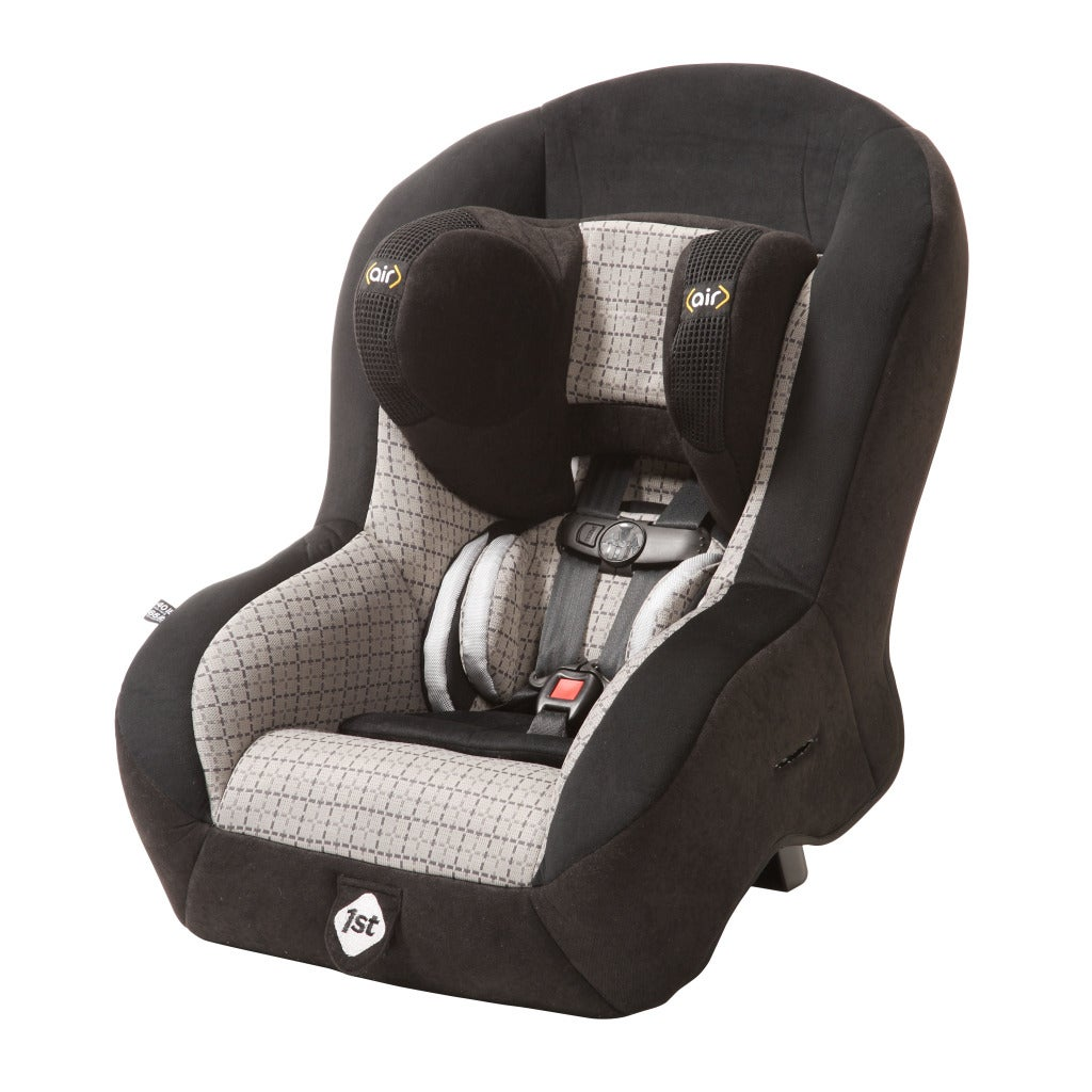 Safety 1st Chart Air Convertible Car Seat in Stonecutter