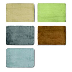 Memory Foam All Purpose Mats (Set of 2)