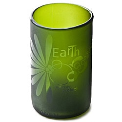 New Earth Frosted Green Tumblers (Pack of 4)