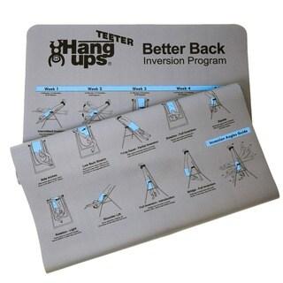 Teeter Hang Ups Better Back Inversion Program Mat