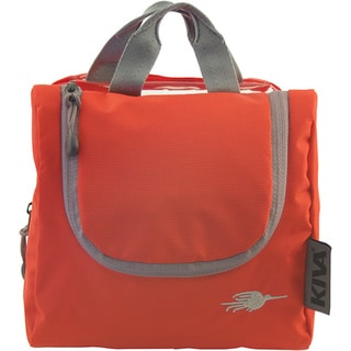 Kiva Packing Genius Persimmon Aircraft Toiletry Kit