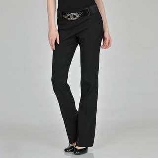 Addiction Junior's Black Pants