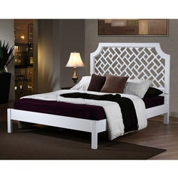 Trellis Queen-size Bed