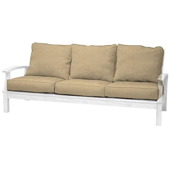 Heritage Wheat Carmel Deep Seating 3-seater Cushion