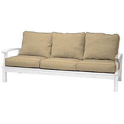 Heritage Wheat Carmel Deep Seating 3-seater Cushion
