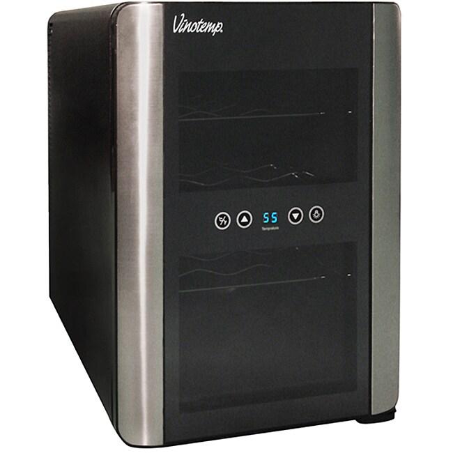 Vinotemp VT-12TEDi Thermoelectric 12-bottle Wine Cellar