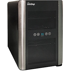 Vinotemp VT-12TEDi Thermoelectric 12-bottle Wine Cellar