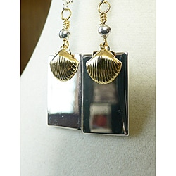 'Shellene' Earrings