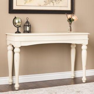 Vanilla Wasatch Sofa Table