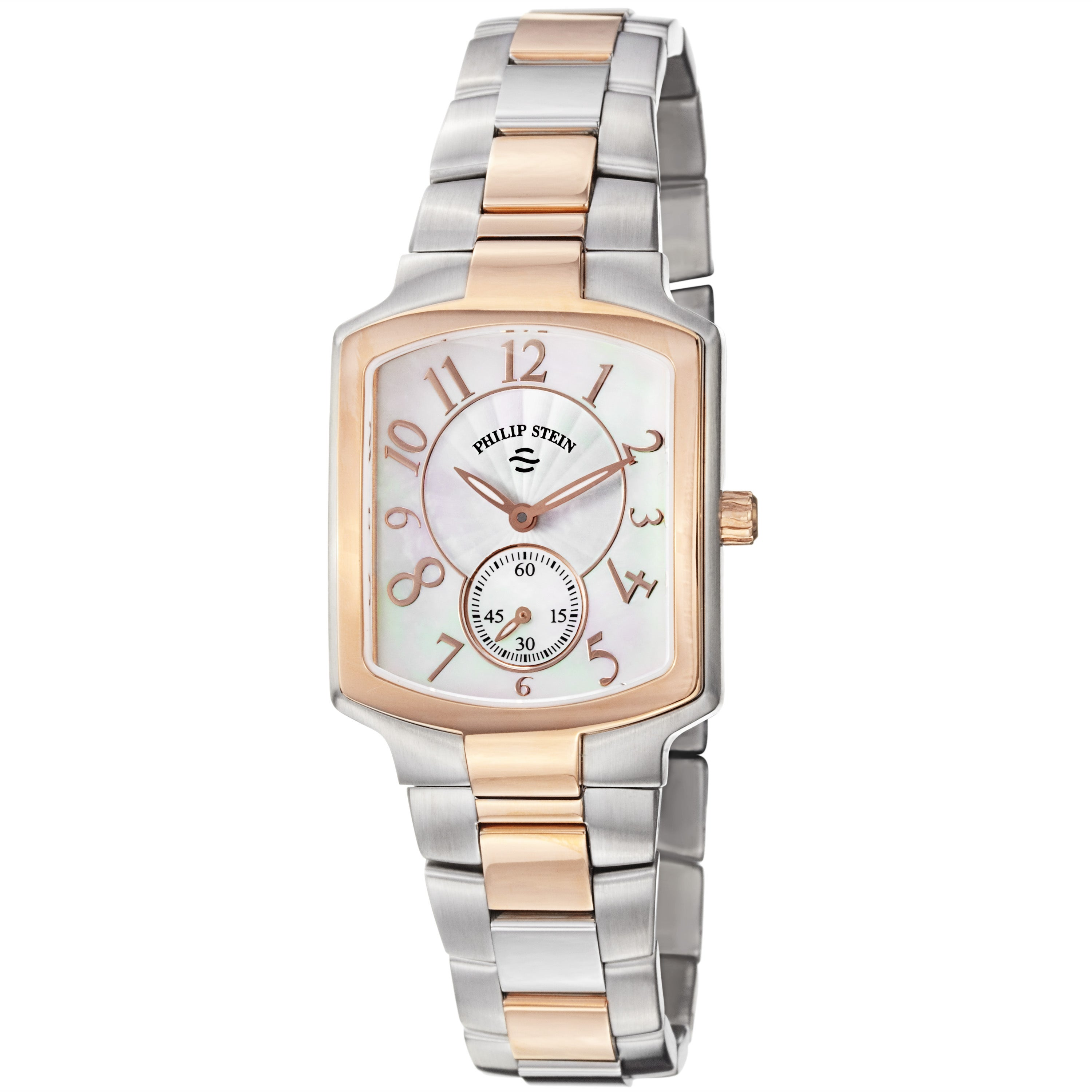 Philip stein women 39 s 39 signature 39 two tone stainless steel watch 14173815 for Philip stein watches