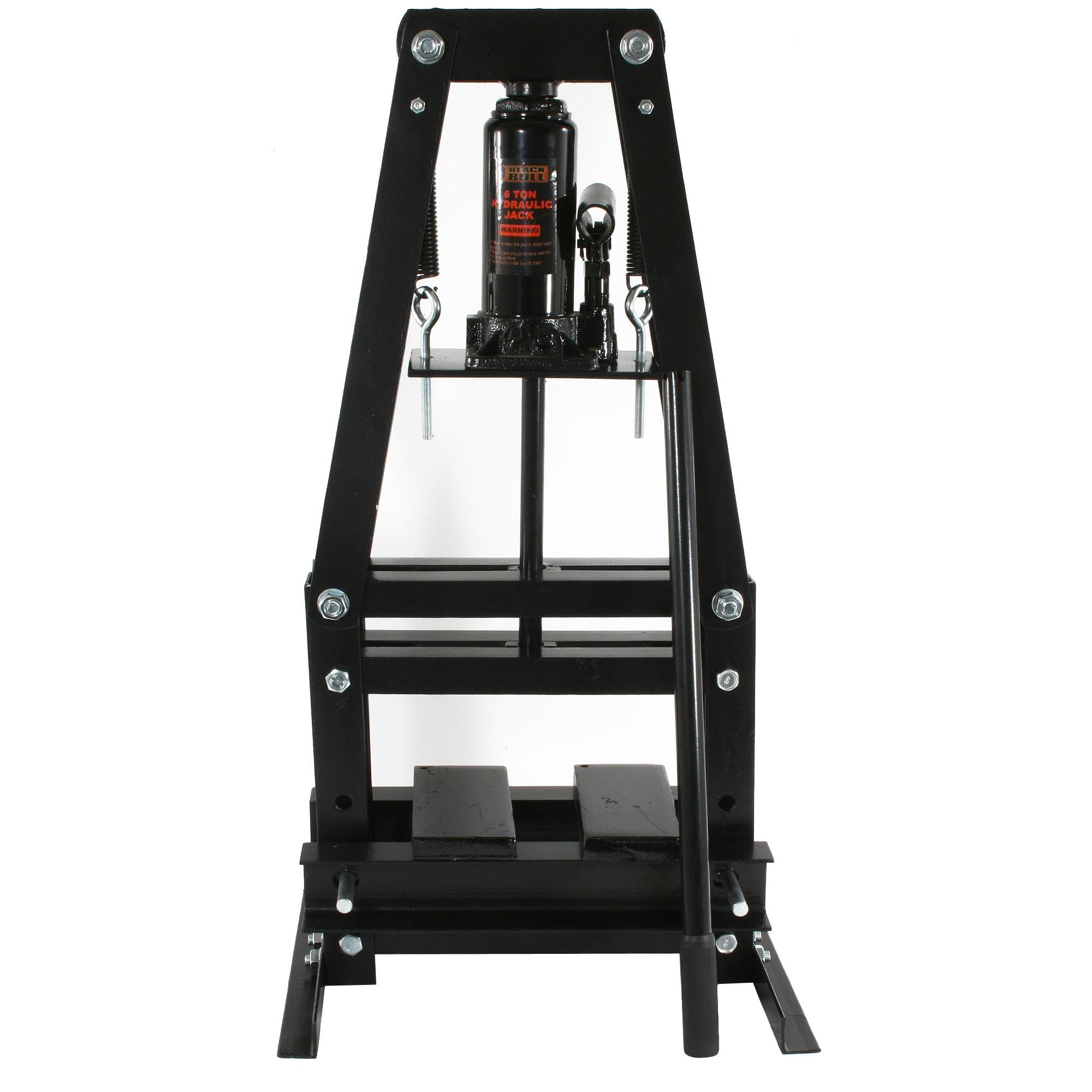 Black Bull 6 Ton A-frame Shop Press at Sears.com