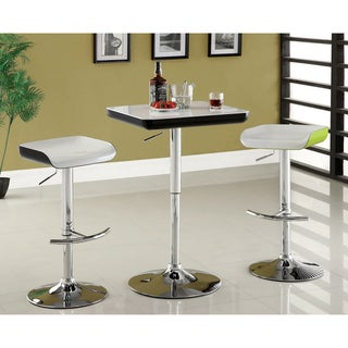 Retro Sleek Bar Stool (Set of 2)
