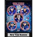 New York Rangers 2010 Stat Plaque