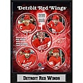 Detroit Red Wings 2010 Stat Plaque