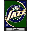 Utah Jazz 2011 Logo Plaque