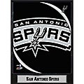 San Antonio Spurs 2011 Logo Plaque