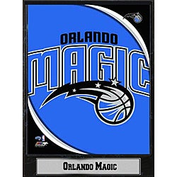 Orlando Magic 2011 Logo Plaque