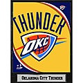 Oklahoma City Thunder 2011 Logo Plaque