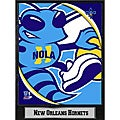 New Orleans Hornets 2011 Logo Plaque