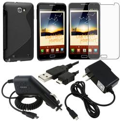 Case/ Protector/ Cable/ Travel/ Car Charger for Samsung Galaxy Note