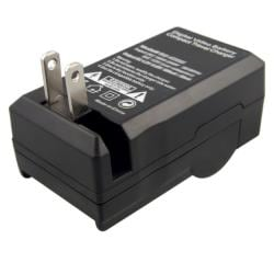 BasAcc Compact Battery Charger Set for Canon BP-511