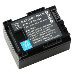 BasAcc Compatible Decoded Li-ion Battery for Canon BP-808