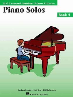 Piano Solos: Book 4 (Paperback)