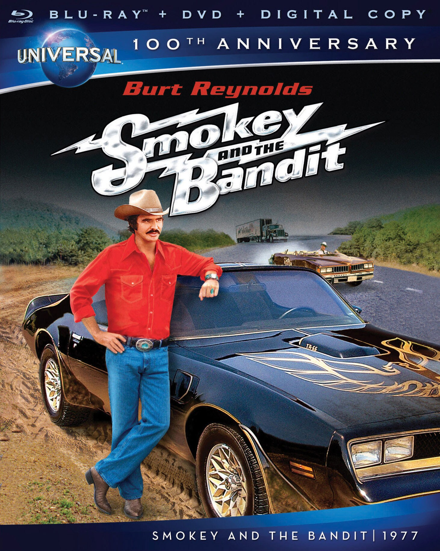 Smokey And The Bandit (Blu-ray/DVD)