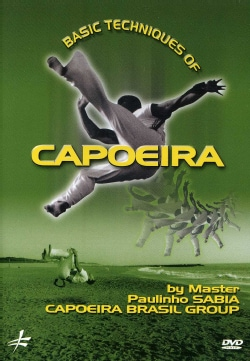 Basic Techniques Of Capoeira (DVD)