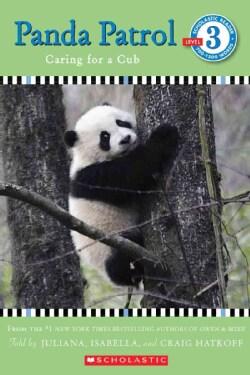 Panda Patrol: Caring for a Cub (Paperback)