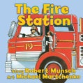 The Fire Station (Board book)