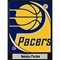 Indiana Pacers 2011 Logo Plaque