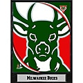 Milwaukee Bucks 2011 Logo Plaque