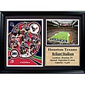 Houston Texans 2011 Photo Stat Frame
