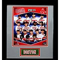 Boston Red Sox 2011 Deluxe Frame