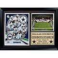 Dallas Cowboys 2011 Photo Stat Frame