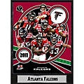 Atlanta Falcons 2011 Plaque