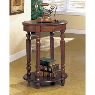 Furniture of America Delia End Table