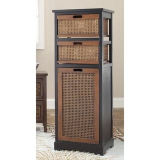 Safavieh Manchester 3-drawer Brown Storage Shelf