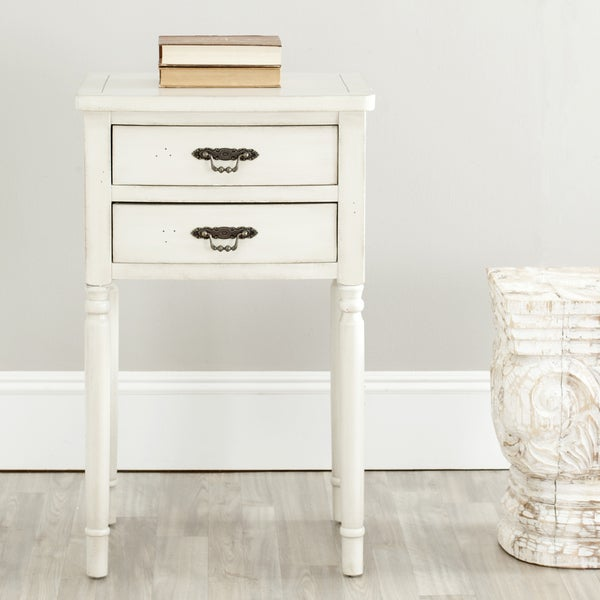 Safavieh Manchester Light Grey Accent Table