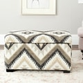 Safavieh Southwest Viscose Storage Bench