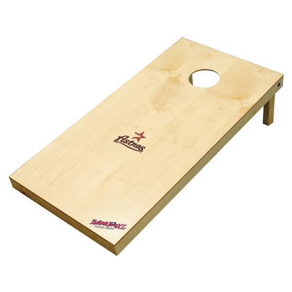 Wild Sports Wooden MLB Regulation-size Tailgate Toss XL