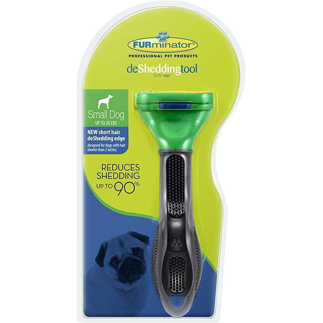 Furminator Short Hair Small Dog Deshedding Tool