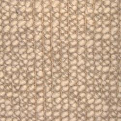 Hand-woven Lhasa Ribbed Loop Wool and Jute Rug (5' x 8')
