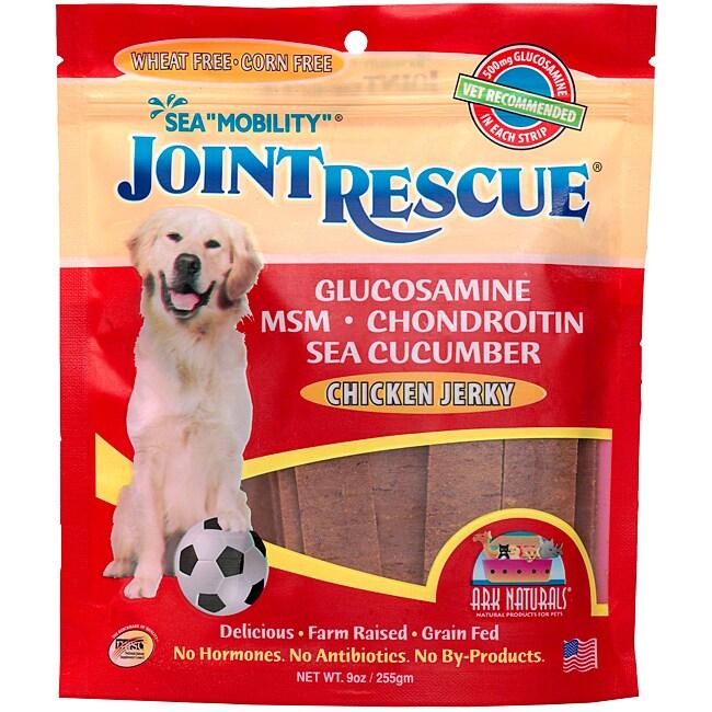 Ark Naturals Sea 'Mobility' 9-ounce Chicken Jerky Dog Treats