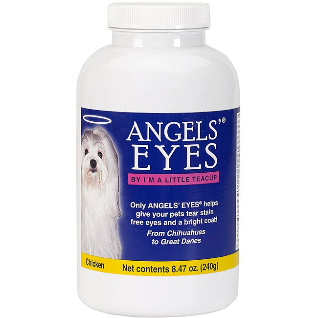 Angels' Eyes 240-gram Chicken Supplement for Dogs and Cats