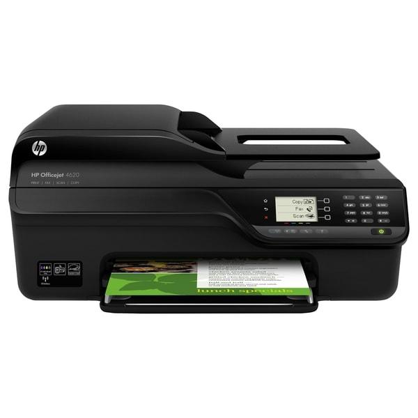 HP Officejet 4620 Inkjet Multifunction Printer - Color - Plain Paper