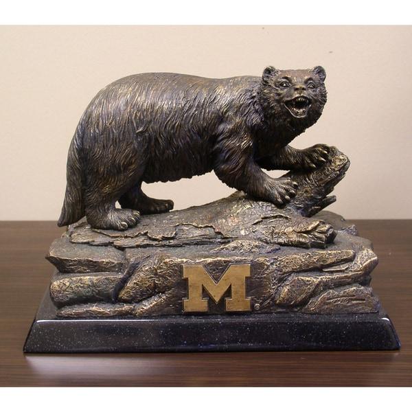 Tim Wolfe College Football Sculpture